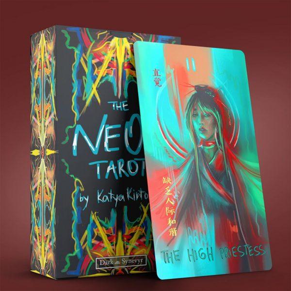 Neon Tarot 2