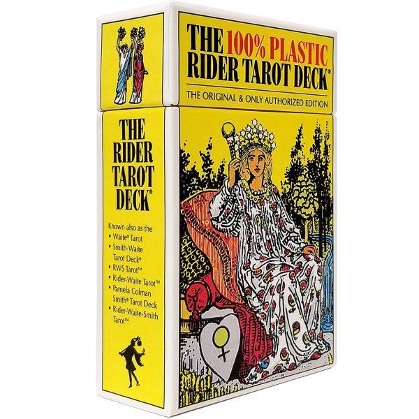Plastic Rider Waite Tarot 1