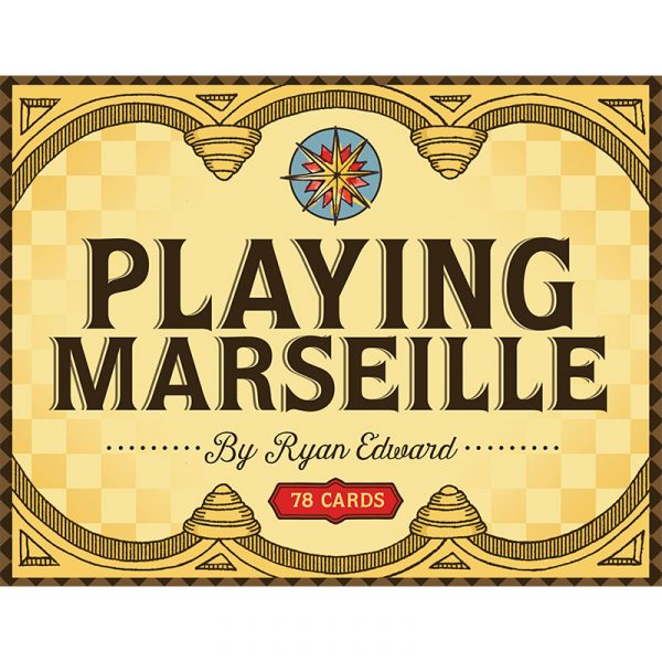 Playing Marseille Tarot 1