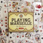 Playing Marseille Tarot 15
