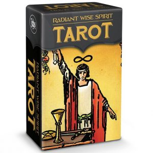 Radiant Wise Spirit Tarot - Mini Edition 10