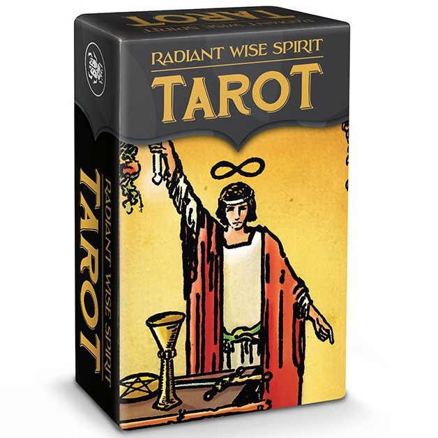 Radiant Wise Spirit Tarot - Mini Edition 9