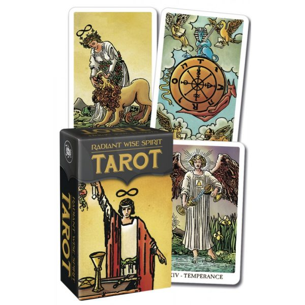 Radiant Wise Spirit Tarot Mini Edition 2