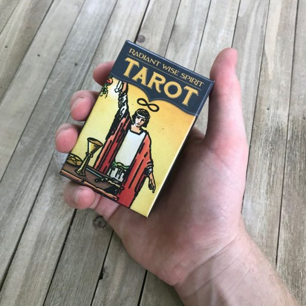 Radiant Wise Spirit Tarot Mini Edition 3