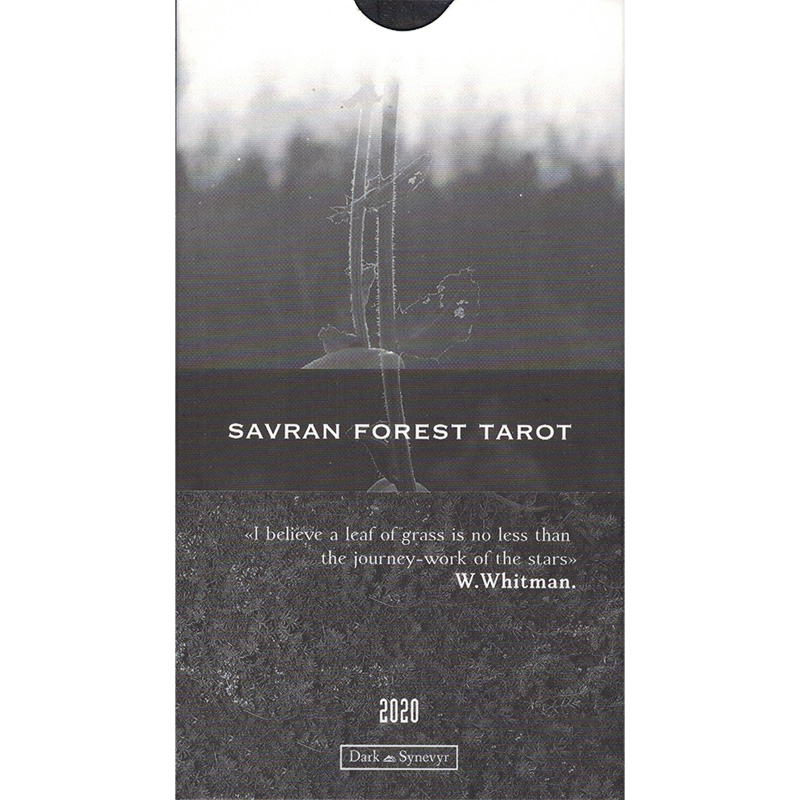Savran Forest Tarot 25
