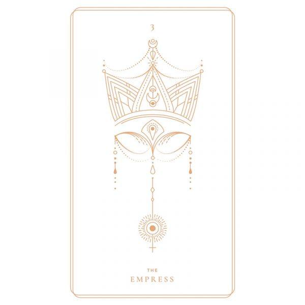 Soul Cards Tarot (White Dahlia) 2