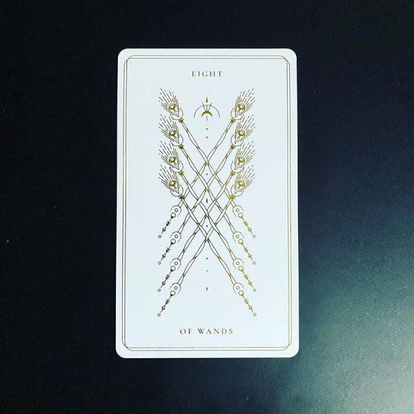 Soul Cards Tarot (White Dahlia) 3