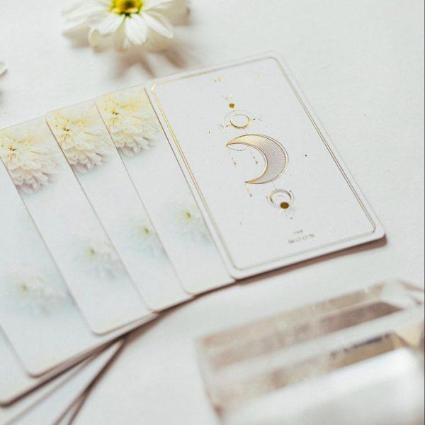 Soul Cards Tarot (White Dahlia) 5