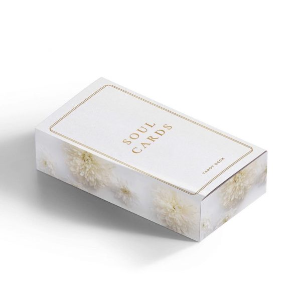 Soul Cards Tarot (White Dahlia) 6