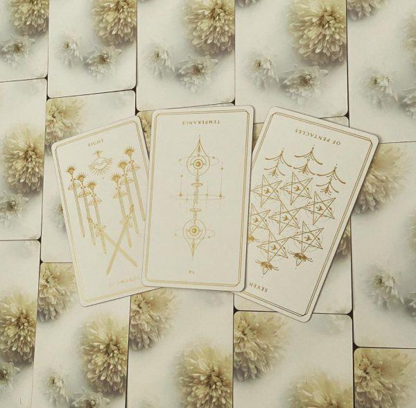 Soul Cards Tarot (White Dahlia) 7