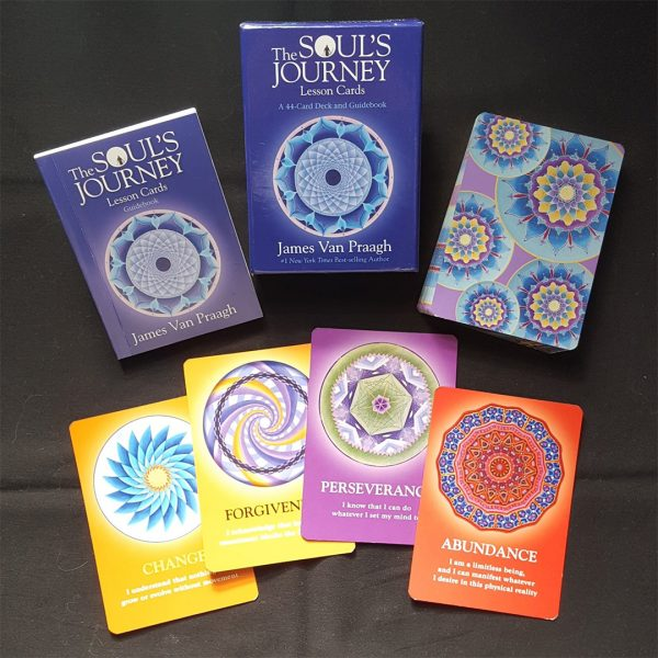 Soul Journey Lession Cards 10