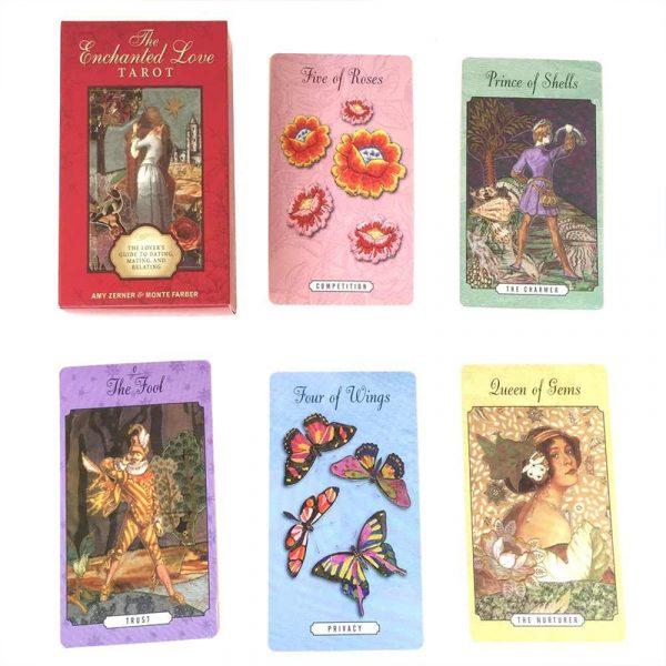 Enchanted Love Tarot 13