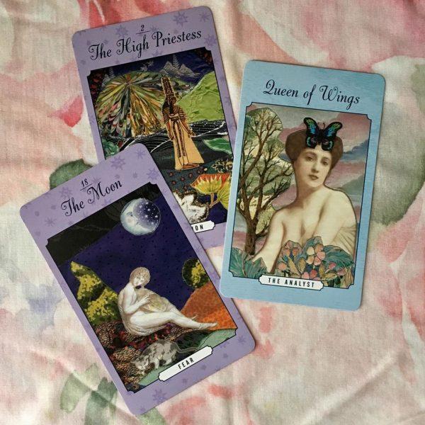 Enchanted Love Tarot 9