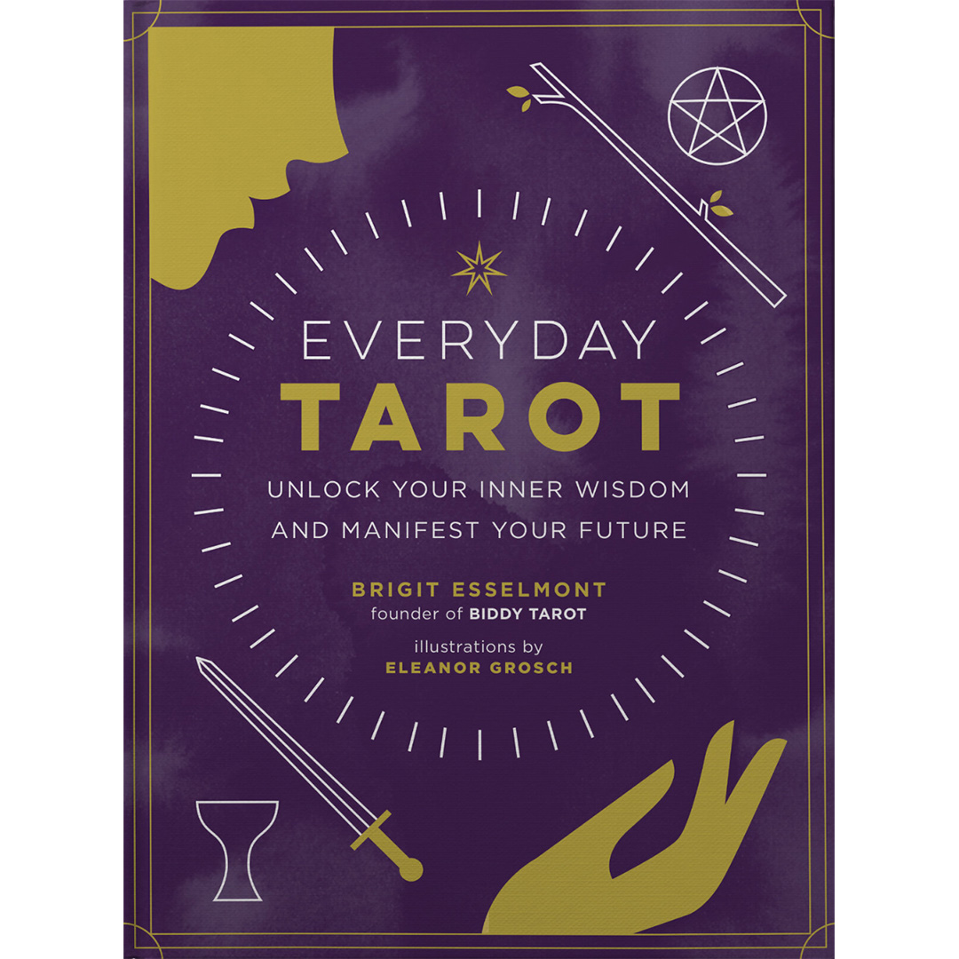 Sách Everyday Tarot: Unlock Your Inner Wisdom and Manifest Your Future 11