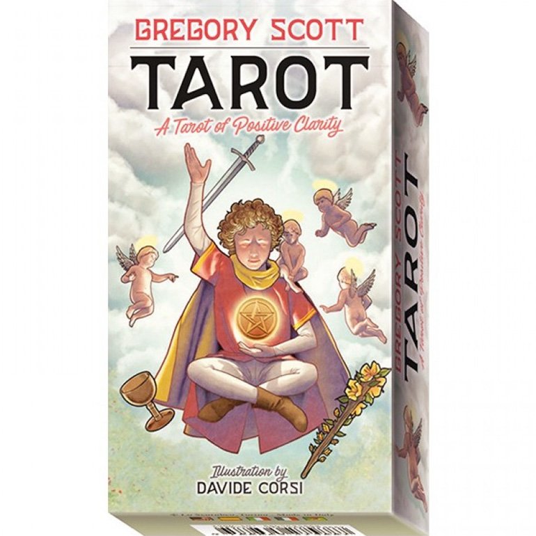 Gregory Scott Tarot 3