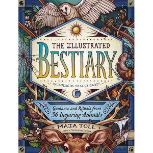 Illustrated Bestiary Oracle 4