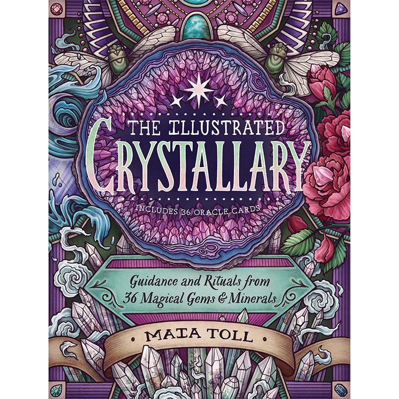 Illustrated Crystallary Oracle 5