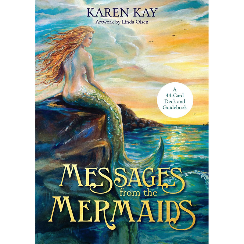 Messages from the Mermaid Oracle 1