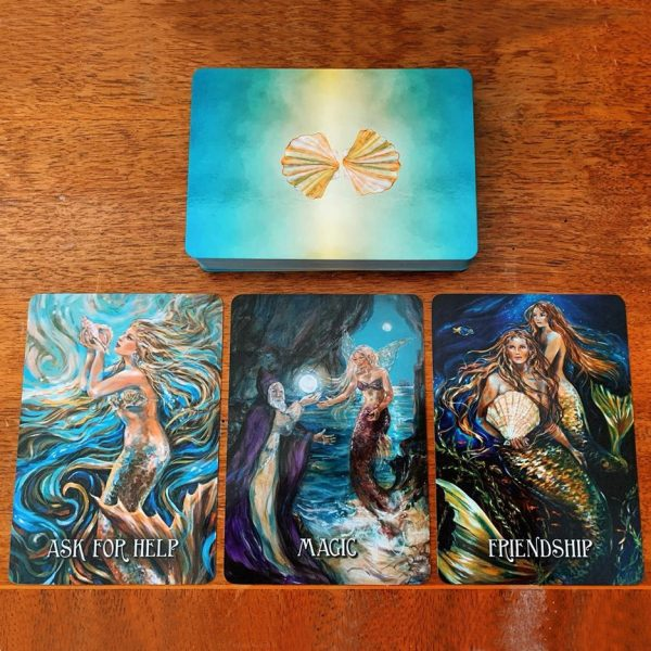 Messages from the Mermaid Oracle 14