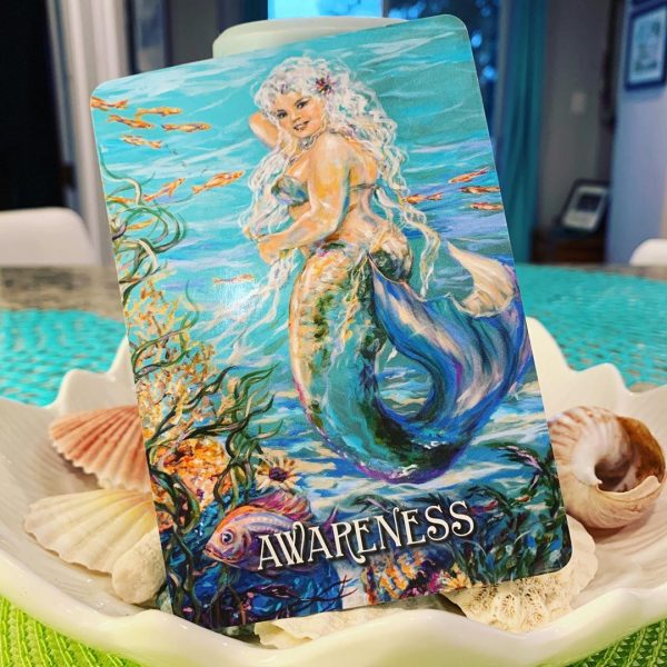 Messages from the Mermaid Oracle 9
