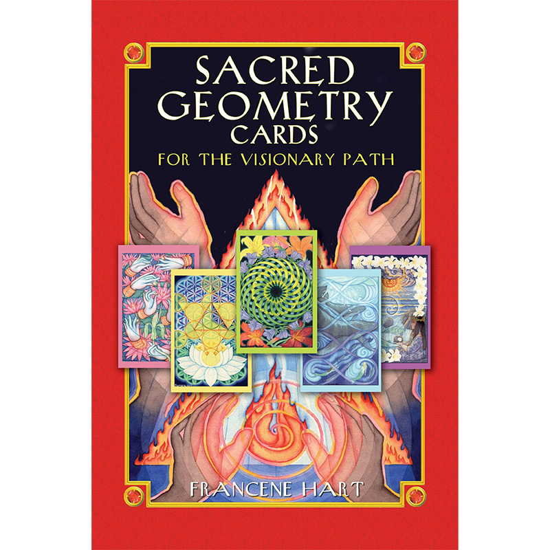 Sacred Geometry Cards for the Visionary Path 5
