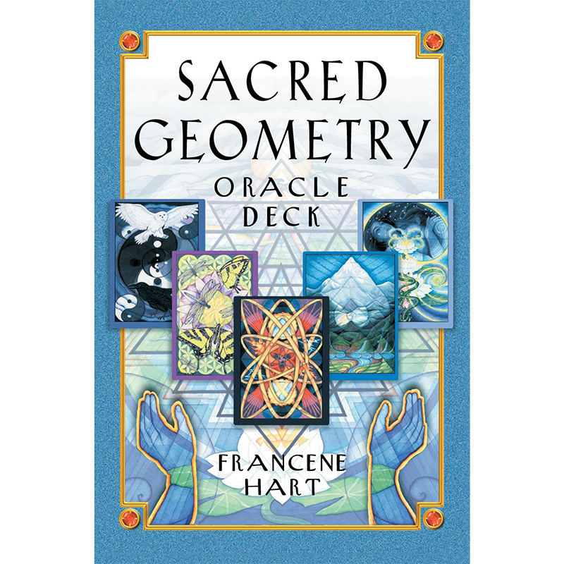 Sacred Geometry Oracle 7