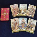 Tarot of the Heart 8