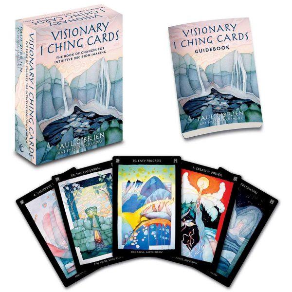 Visionary I Ching Cards 15