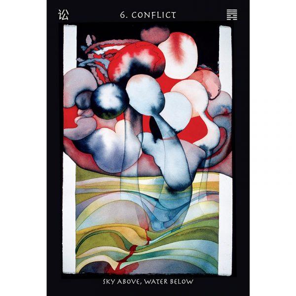 Visionary I Ching Cards 6