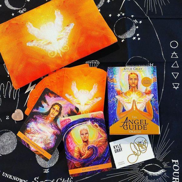 Angel Guide Oracle 11