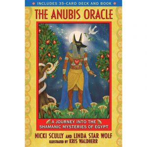 Anubis Oracle 25