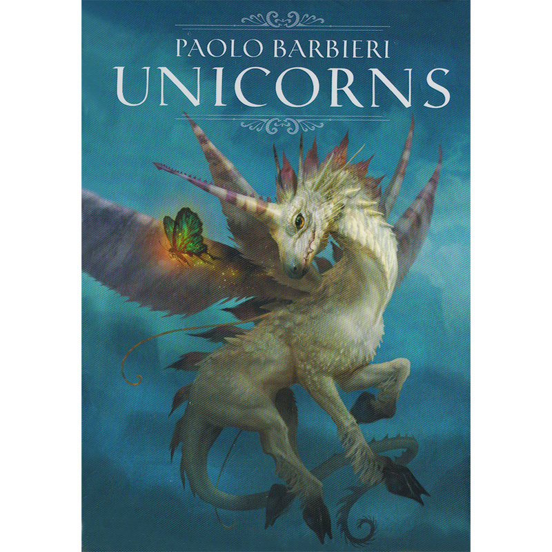 Barbieri Unicorns Oracle 36