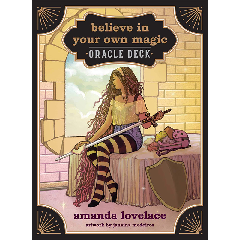 Believe in Your Own Magic Oracle 38