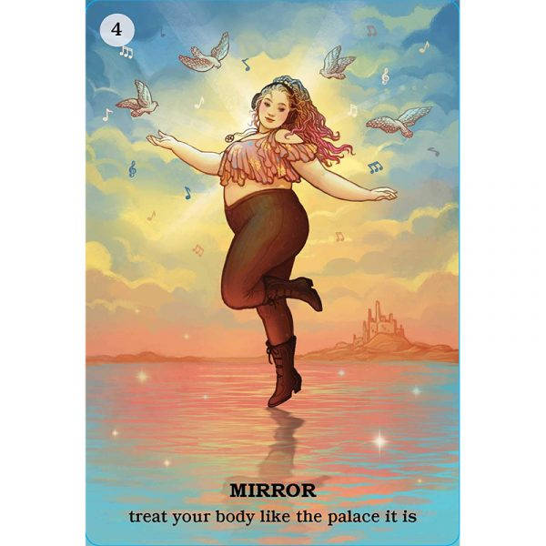Believe in Your Own Magic Oracle 5