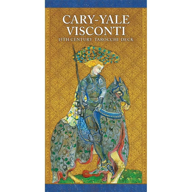 Cary-Yale Visconti Tarocchi 15