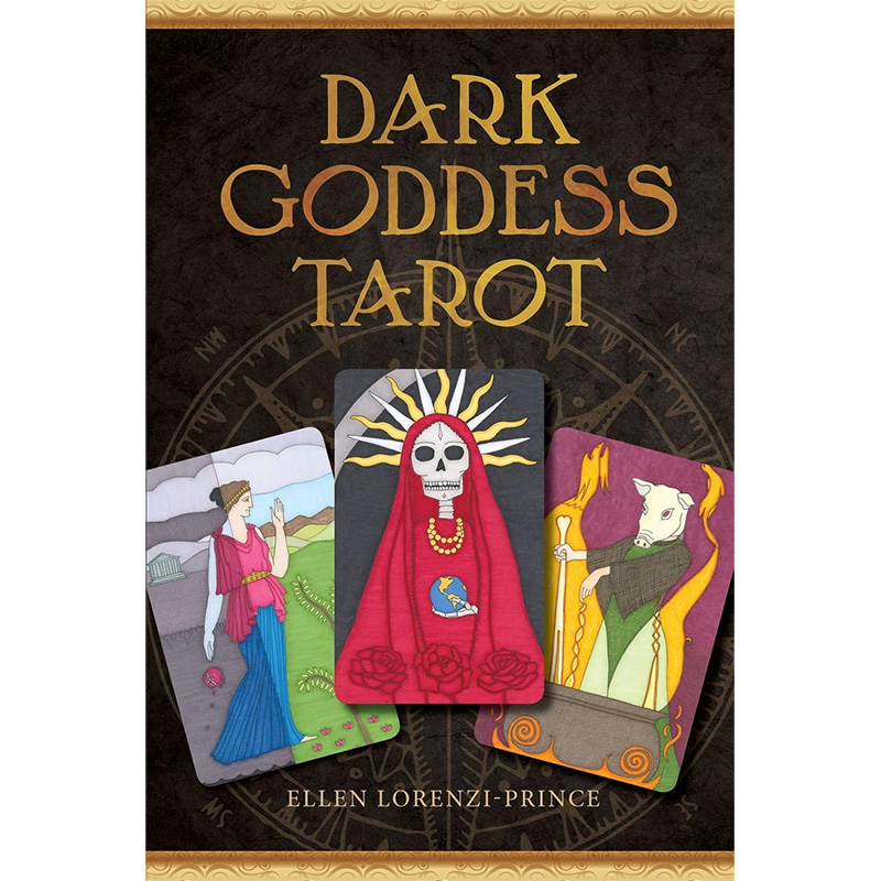 Dark Goddess Tarot 5