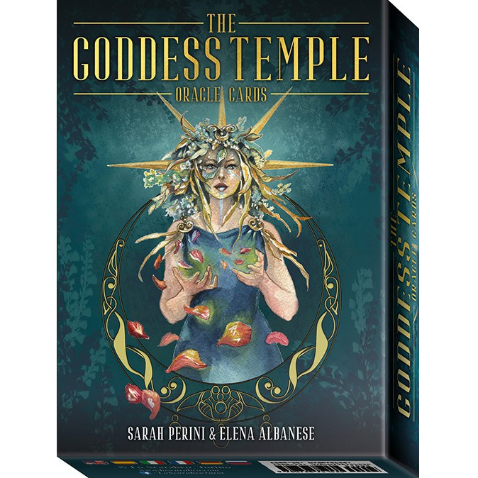 Goddess Temple Oracle 33
