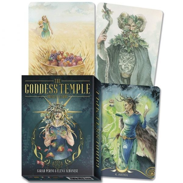 Goddess Temple Oracle 7