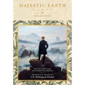 Majestic Earth Tarot 28