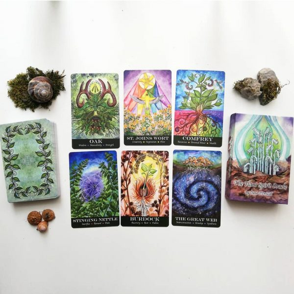 Plant Spirit Oracle 8