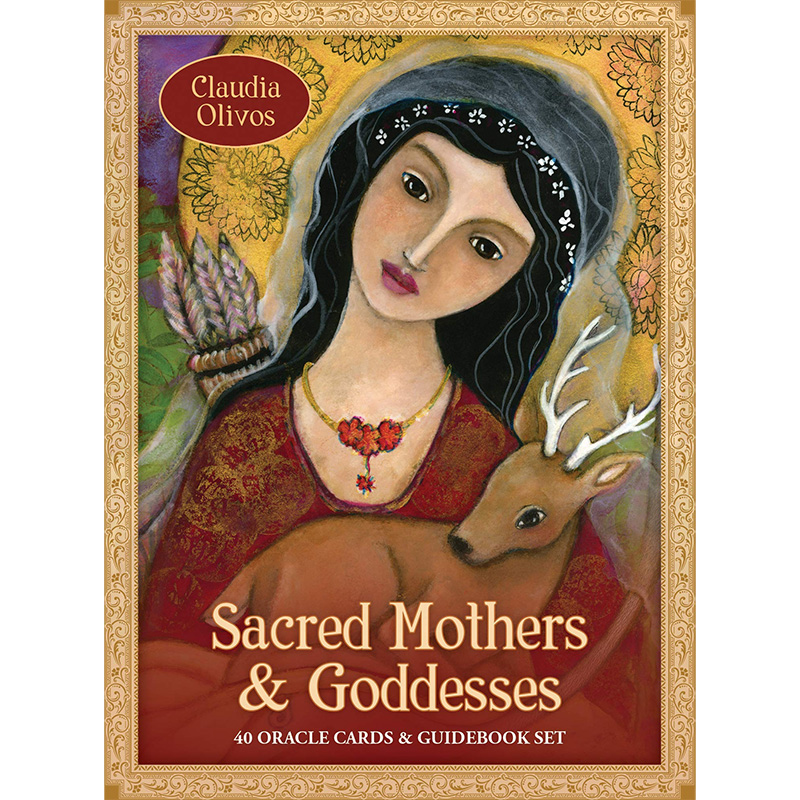 Sacred Mothers and Goddesses Oracle 22