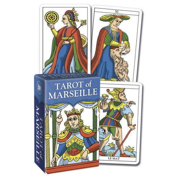 Tarot of Marseille – Mini Edition 4