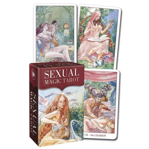 Tarot of Sexual Magic – Mini Edition 4