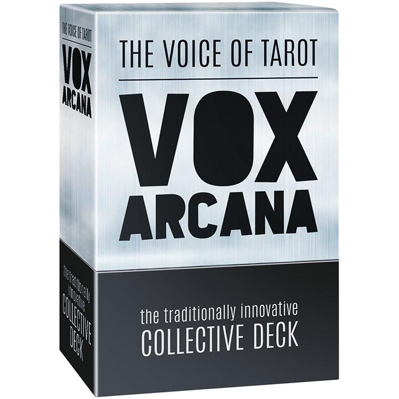 Vox Arcana Tarot (Voice of Tarot) 13