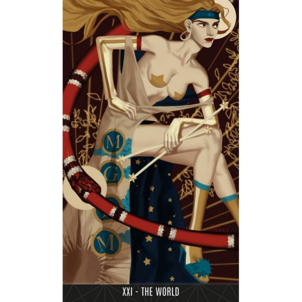 Voice of Tarot – Vox Arcana 3