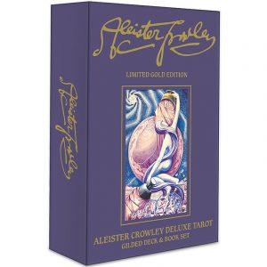 Aleister Crowley Deluxe Tarot 28