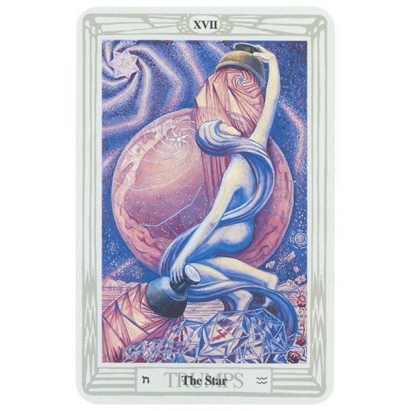 Aleister Crowley Deluxe Tarot 2