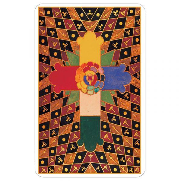 Aleister Crowley Deluxe Tarot 8