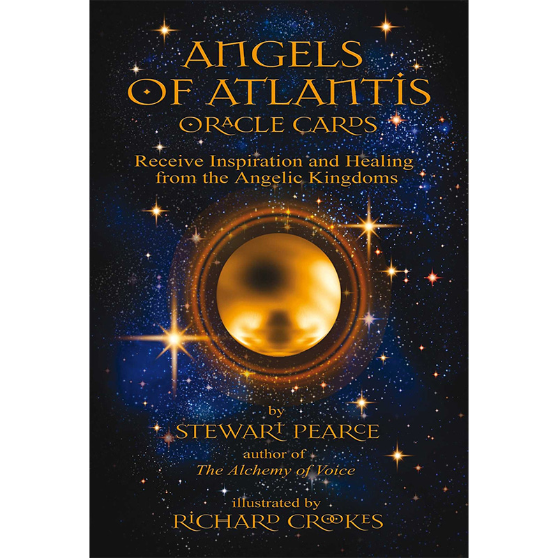 Angels of Atlantis Oracle Cards 20