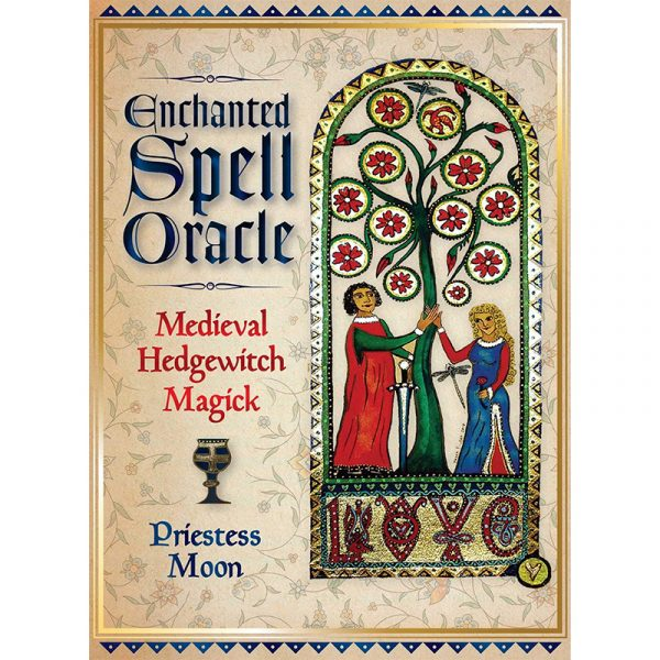 Enchanted Spell Oracle 1